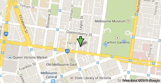 Google Map NIBS