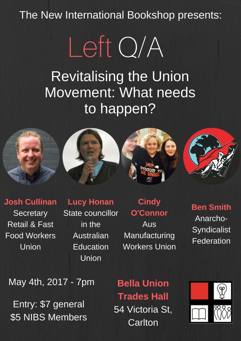 Revitilizing Union Poster